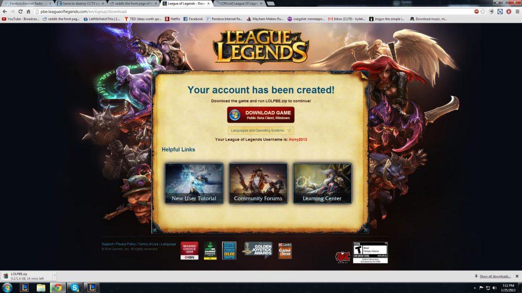 Как делать ставки на League of Legends